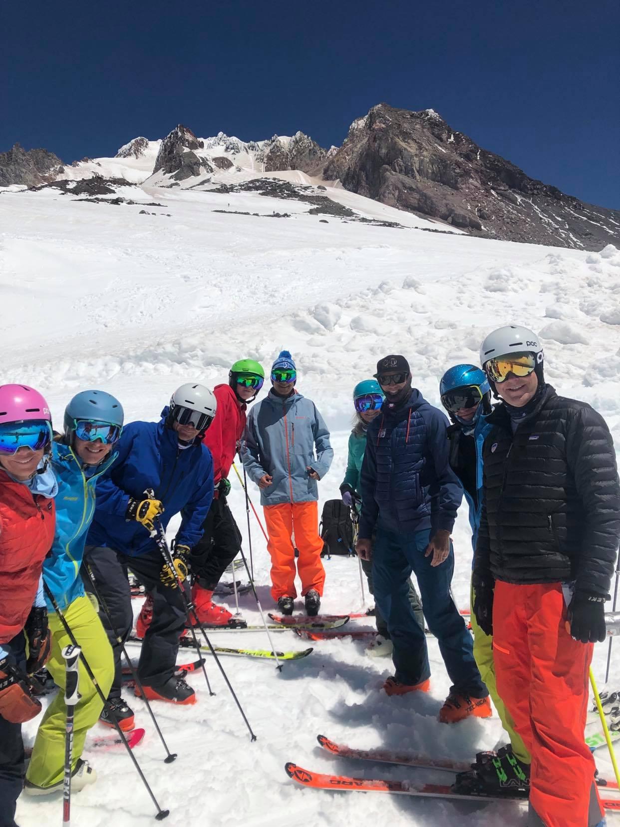 Ski Group Timberline